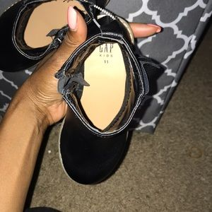 Gap kids Shoes - Black ankle boots